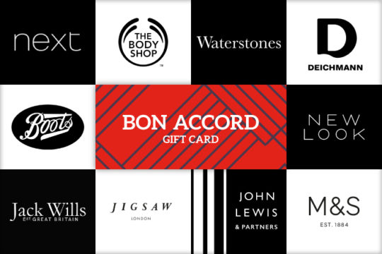 Gift Cards For Bon Accord Shopping Centre Bon Accord