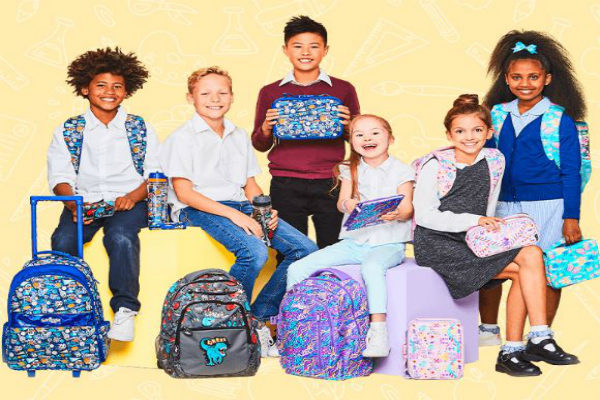 Smiggle Back to school kids