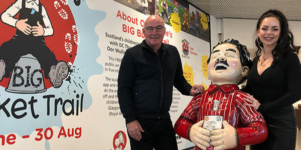 Oor Wullie Bucket Trail Bon Accord